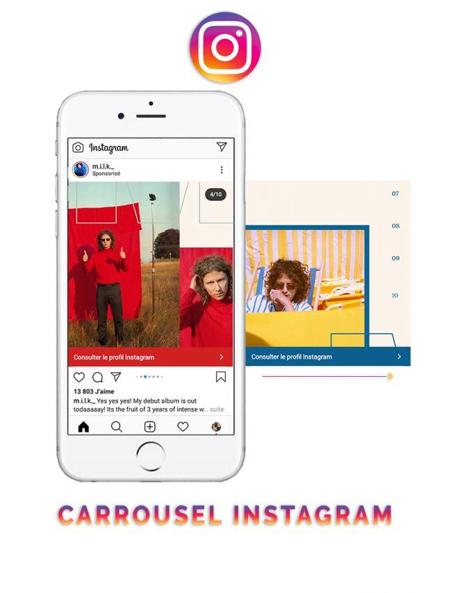 Carousel Instagram